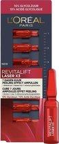 L'Oréal Paris Revitalift Laser X3 Peeling Effect Ampullen - 7 Daagse Kuur