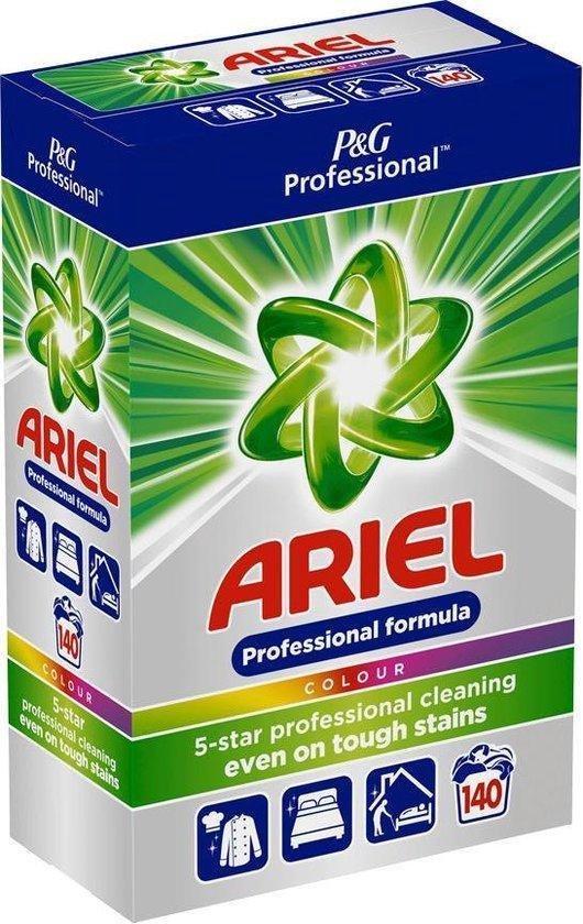 Ariel Colour Was 7.15kg (groot) - Waspoeder kleur - Voordeelverpakking - 110 wasbeurten