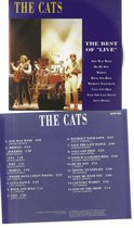 """The Cats – The Best Of """"Live"""""""