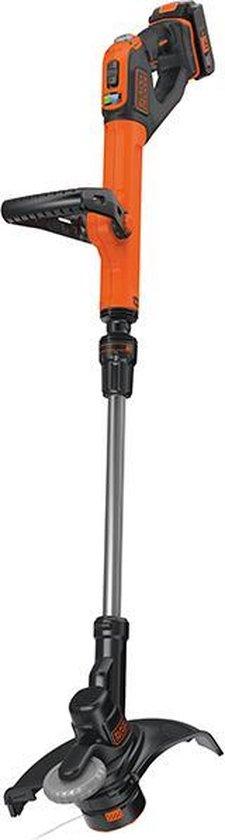 BLACK+DECKER STC1850EPC-QW Easyfeed Strimmer - 18V - 30cm - incl. accu en lader