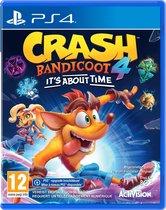 Crash Bandicoot 4: It's About Time! - PS4