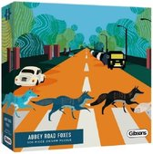 Gibsons Abbey Road Foxes 500