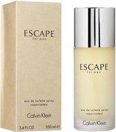 Calvin Klein Escape 100 ml - Eau de Toilette - Herenparfum