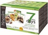 Kineslim 7 Slim Days – Afvallen – Proteïneshake voor behoud van spiermassa bij het afslanken – 12 maaltijden