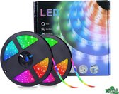 LED Strip - 5 Meter - Incl. Afstandsbediening - Met Kleurverandering - Led-lamp - Waterdicht