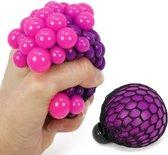 Squeeze ball - Neon - Orbeez - Stress bal - Squishy - Kleur Roze - Voor Kinderen & Volwassenen