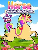 Horse Activity Book