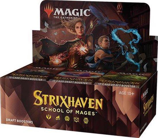 Afbeelding van het spel Strixhaven: School of Mages Draft Booster Display - 36 Boosters