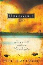 Boek cover Unshakable van Jeff Rostocil