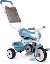 Smoby Be Move Comfort Driewieler 3in1 - Driewieler - Pastel Blauw