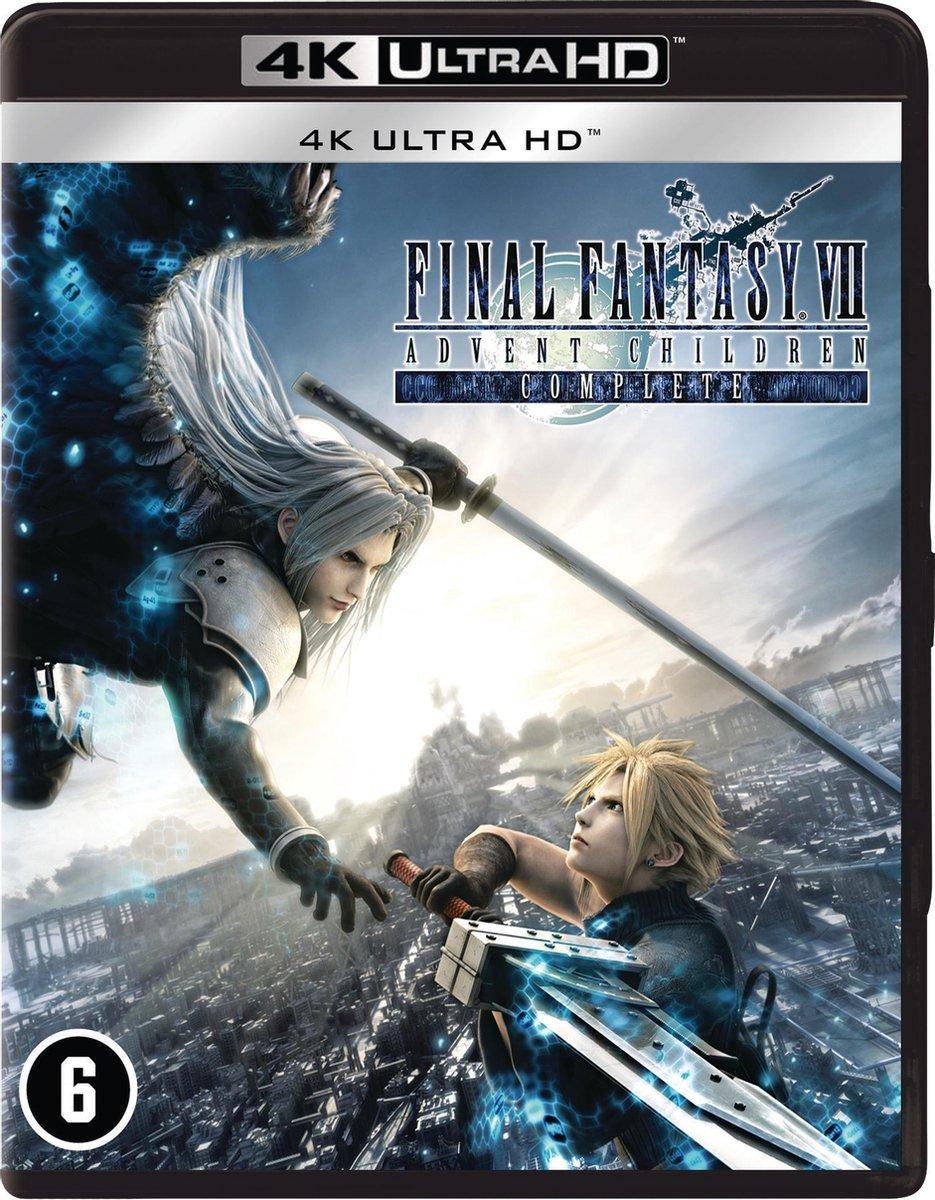 Final fantasy VII - Advent children-
