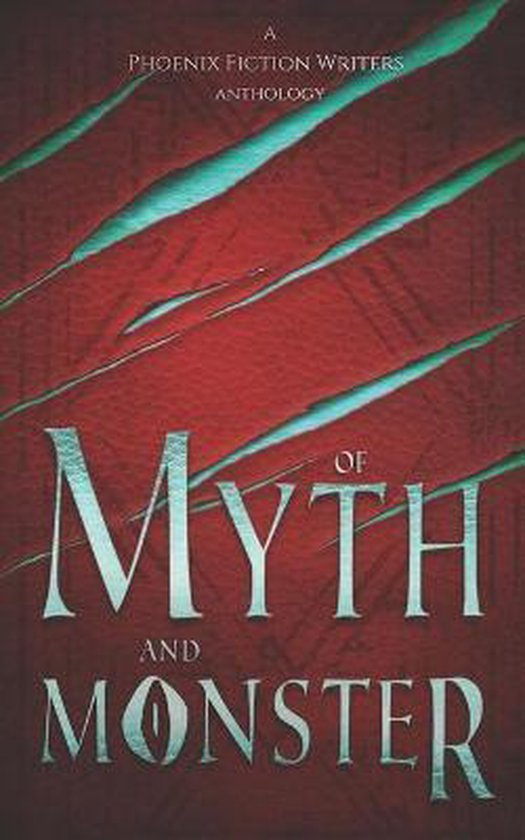 Boek cover Of Myth and Monster van Kyle Robert Shultz (Paperback)