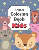 Animal Coloring Book For kids