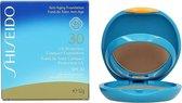 Shiseido Sun Protection Compact Foundation Poeder 12 gr  - Medium Beige