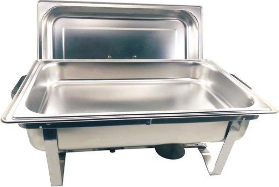 Herzberg HG-8022-1: Proffessional Chafing Dish