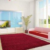 Hoogpolig vloerkleed - Life Rood 120x170cm