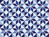 Vinyl vloervinyl | Mavi tegel motief kleed | 200x300cm