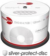 Primeon 2761204 4.7GB DVD-R 50stuk(s) lege dvd