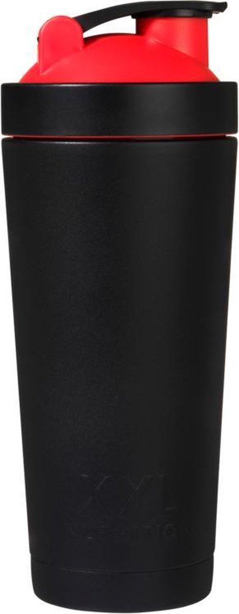 XXL Nutrition Thermo RVS Shaker