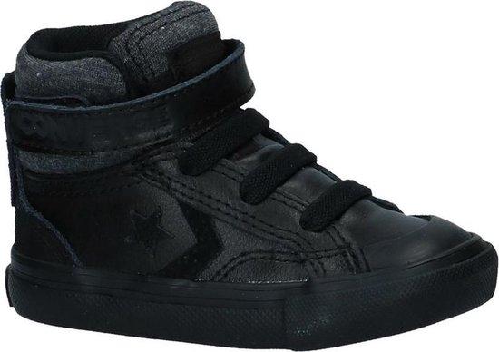 Converse Jongens Sneakers Pro Blaze Strap Hi Kids - Zwart - Maat 23