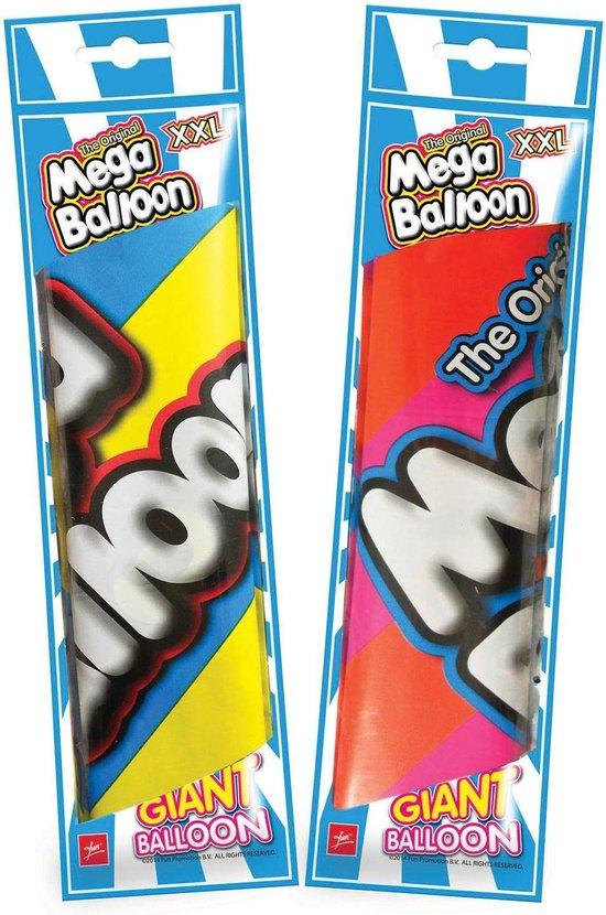 Mega Balloon XXL 3 stuks - NIEUWE RAGE