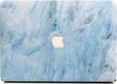 Lunso - cover hoes - MacBook Pro 13 inch (2016-2019) - Marble Carib