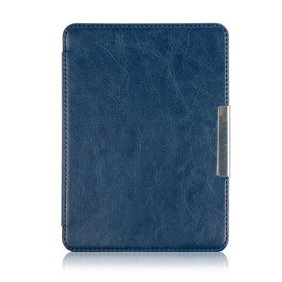 - sleepcover flip hoes - Kobo Aura edition 1 (6 inch) - Blauw