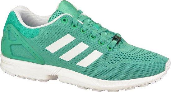 adidas zx flux heren groen