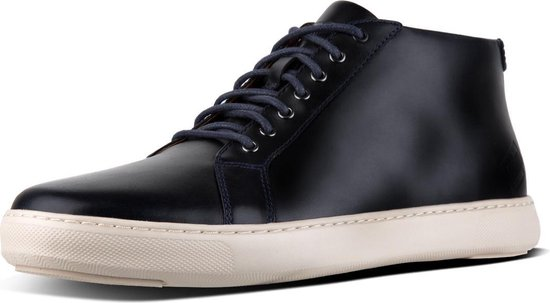 FitFlop™ Andor™ Smooth Leather Men Supernavy - Maat 43