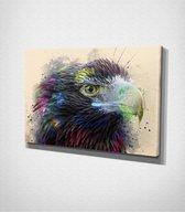 Eagle - Painting Canvas | 40x60 cm