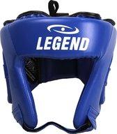Hoofdbeschermer Blauw Legend Spar Line  XL