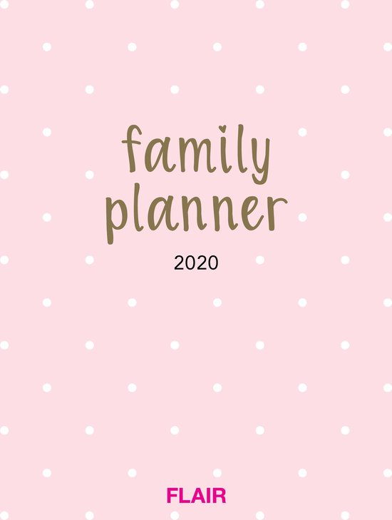 Flair Familyplanner 2020