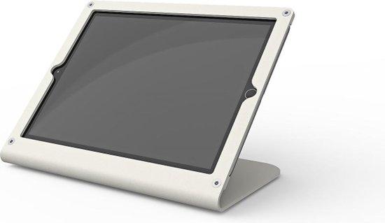 WindFall iPad stand tafelstandaard voor iPad 2017, iPad2018, iPad 9.7 inch (grijs-wit)