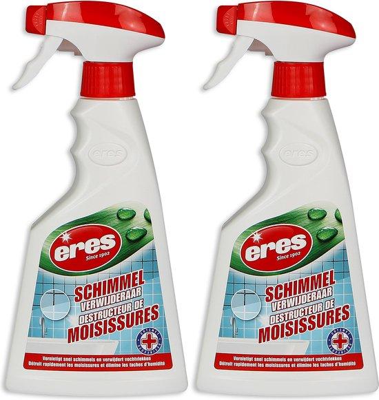 Eres - Schimmelverwijderaar Spray - 2 x 500ml