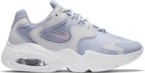 Nike Air Max 2X Dames Sneakers - Ghost/Barely Rose-Summit White-White -  Maat 38.5