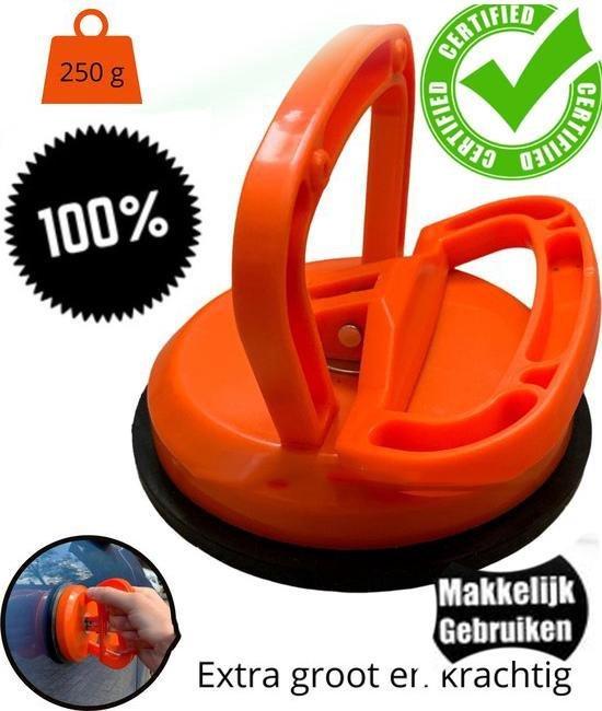 ✅✅✅⭐⭐⭐⭐⭐ -Auto Deuk Remover XL - ⭐⭐⭐⭐⭐ – Deukentrekker - Auto deuk verwijderaar - Auto deuk – Uitdeuk Zuignap – Uitdeuken – Uitdeukstation – Deuk Remover- 100% - Universele Zuignap - Zuignap – Extra Groot - Oranje ⭐⭐⭐⭐⭐ ✅✅✅