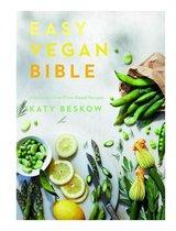 Boek cover Easy Vegan Bible van Katy Beskow (Hardcover)