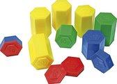 Gewichten set voor speelgoedweegschaal