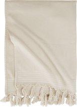 Walra Hamamdoek Soft Cotton - Kiezel Grijs - 100x180