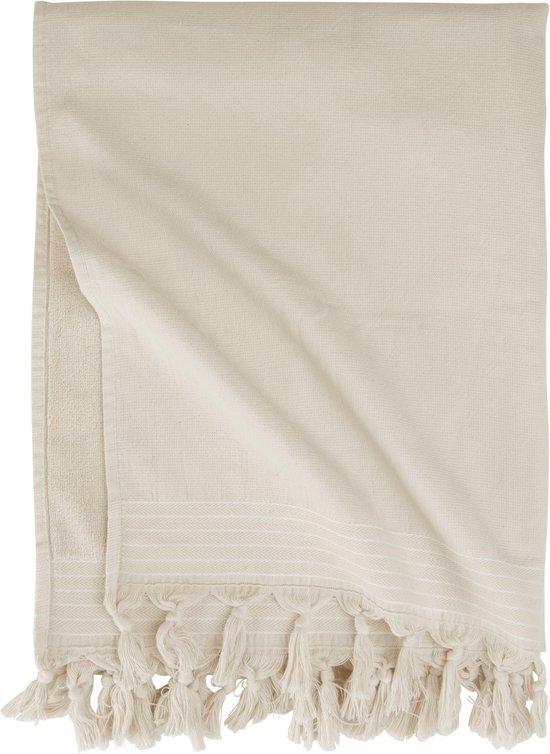Walra Hamamdoek Soft Cotton - 100x180 - 100% Katoen - Kiezel Grijs