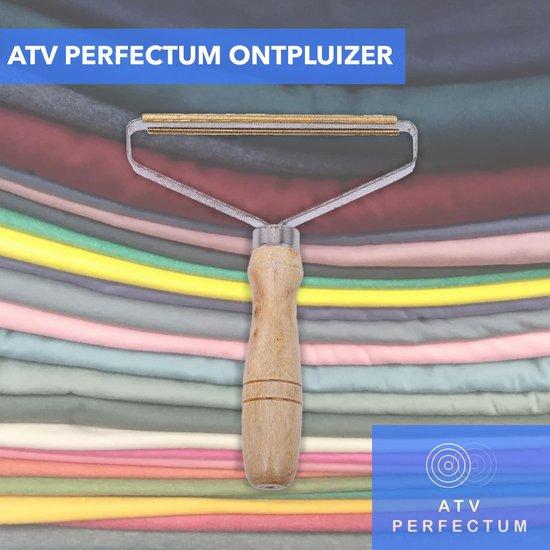 ATV PERFECTUM Super Ontpluizer 3.0 - Pluizenverwijderaar - Inclusief Mini Ontpluizer
