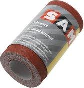 SAM schuurpapier op rol - p80
