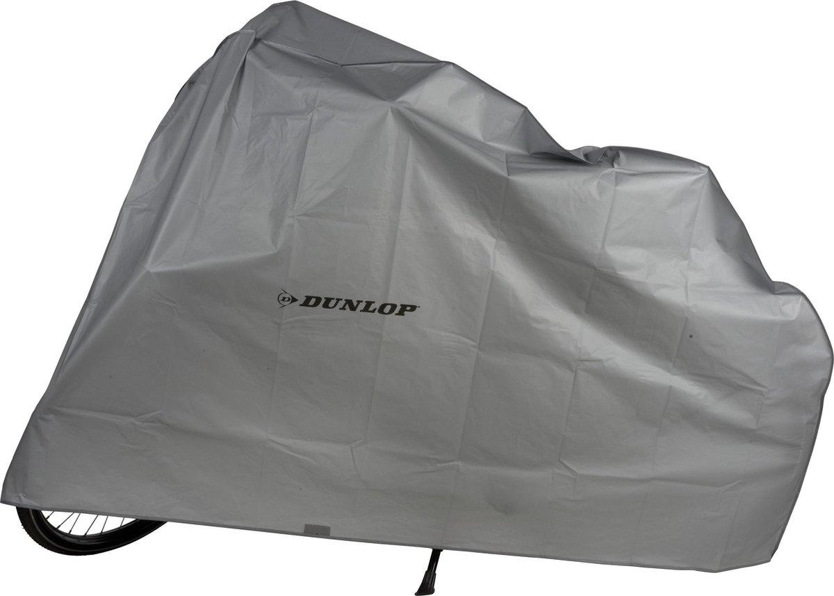 Dunlop Fietshoes - Scooterhoes - 210 X 110 cm - Grijs