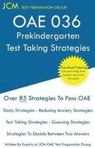 OAE Prekindergarten Test Taking Strategies