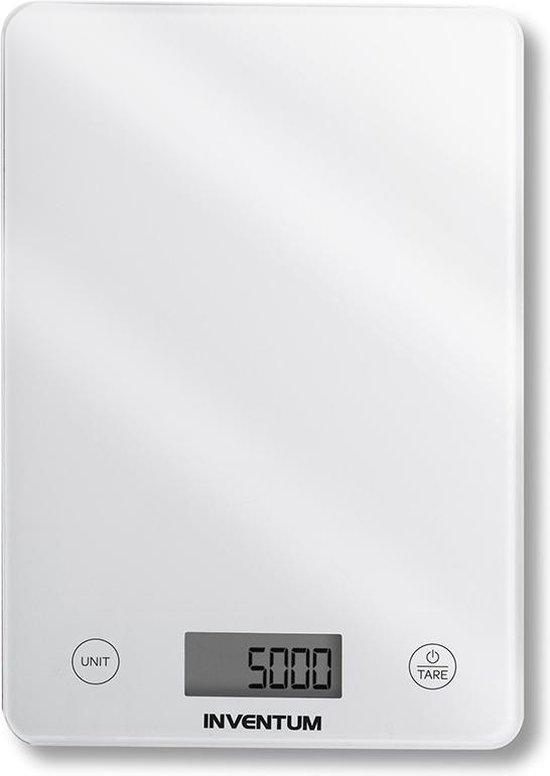 Inventum keukenweegschaal - tot 5 kilo