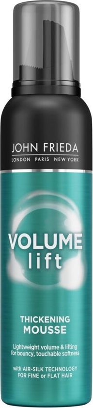John Frieda Luxurious Volume perfectly Full Mousse 200ml