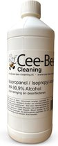 Cee-Bee Isopropanol | Isopropyl | IPA 99.9% Alcohol | 1000 ml
