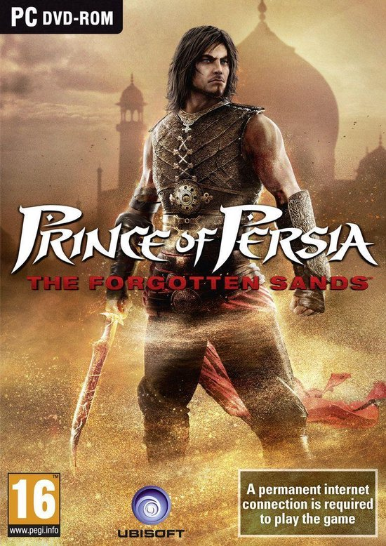 Prince of Persia The Forgotten Sands Lim