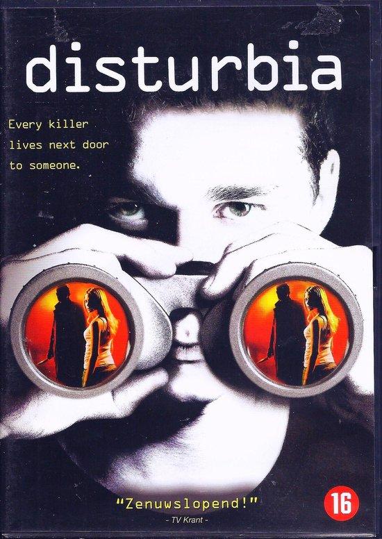 Cover van de film 'Disturbia'