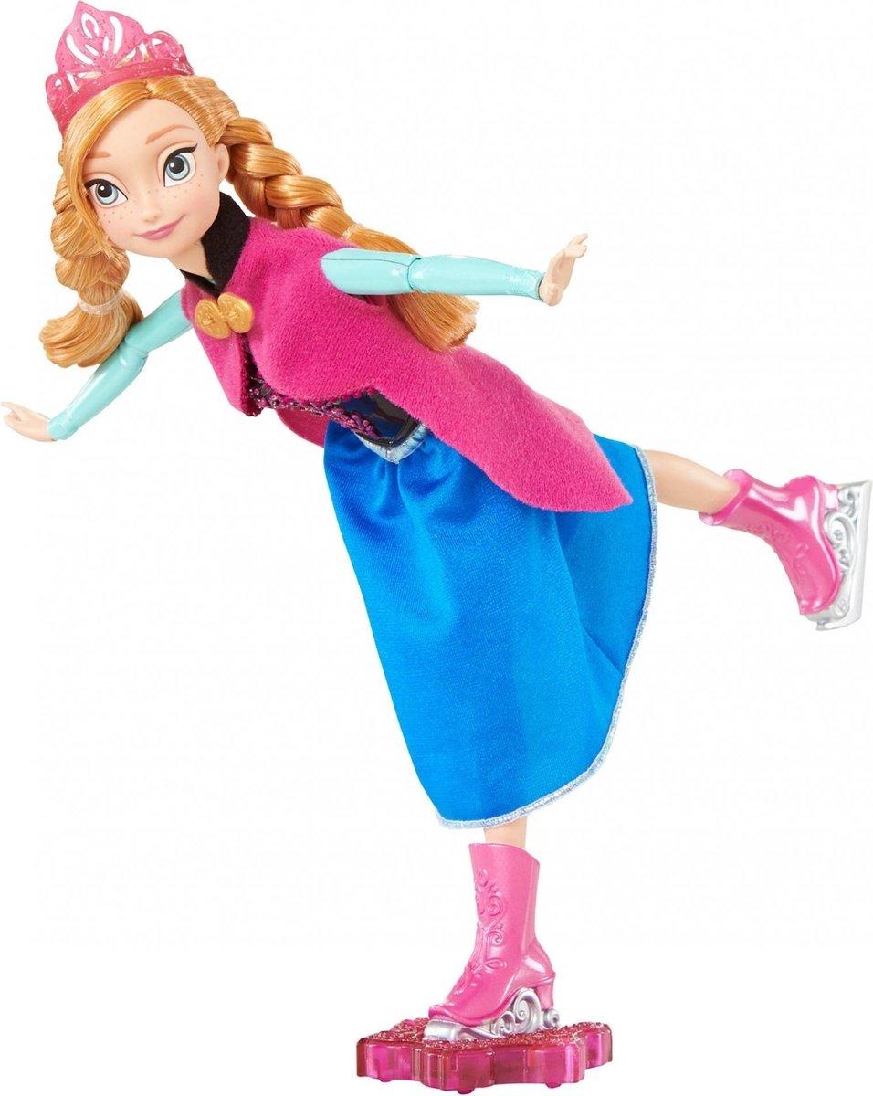 Bol Com Disney Frozen Schaatsende Anna Pop